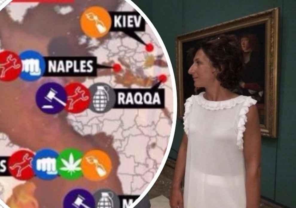 """Napoli """"riabilitata"""" dal Sun. Scomparsa dalla lista nera delle citta' piu' pericolose al mondo."""