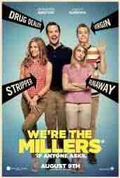 WE'RE THE MILLERS–COME TI SPACCIO LA FAMIGLIA STREAMING ITA