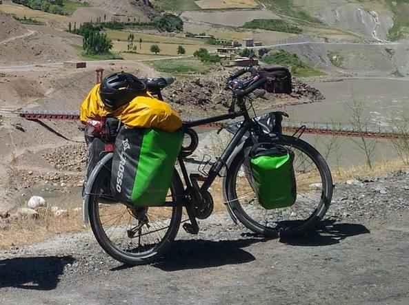 bici-etienne-godard-rubata-a-castelvolturno