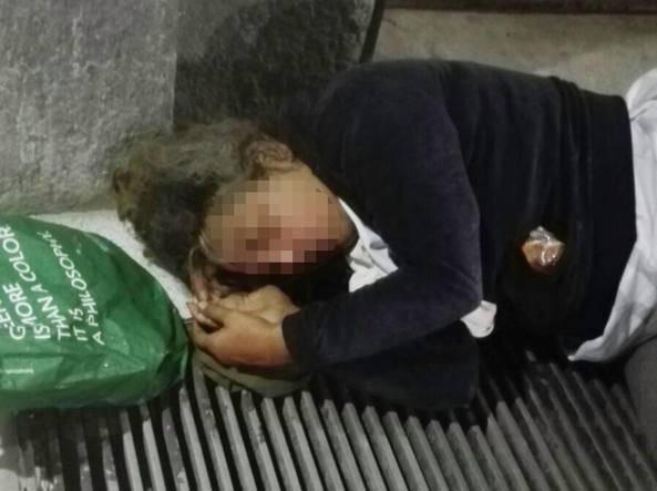 Il mistero della ricca donna inglese scomparsa: riitrovata tra i clochard a Milano!