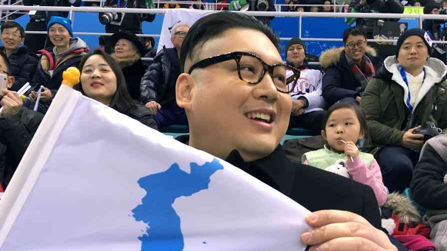 sosia-kim-jong-un-olimpiadi-invernali-2018